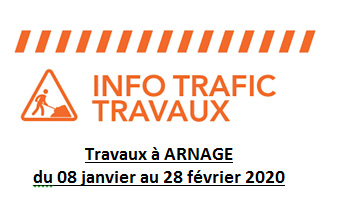 TRAVAUX ARNAGE